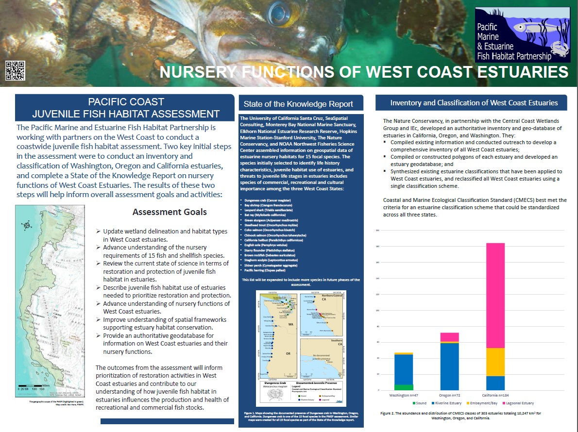 Learn more about PMEP at: http://www.pacificfishhabitat.org/